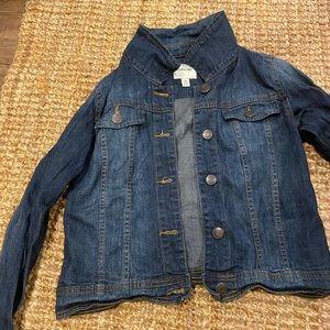 Cherokee girls denim jacket sz 12-14